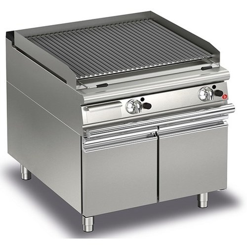 Baron Gas Grill  With 2 Door Cupboard