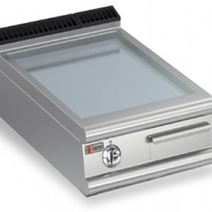 Baron Gas Griddle With Smooth Plate Top