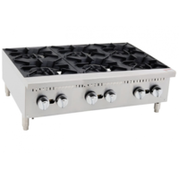 Gas Cooker 6 Burner ATHP-36