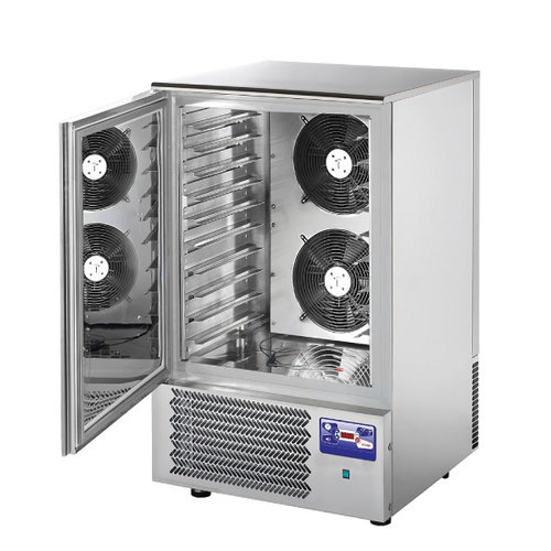 Tecnodom Blast Chiller 10 Trays | AT10ISO