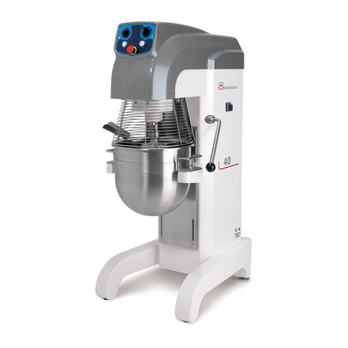 Mecnosud Planetary Mixer - MX line | MX40T