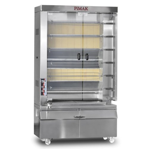 Pimak Chicken Grill machine with handle | M17KB