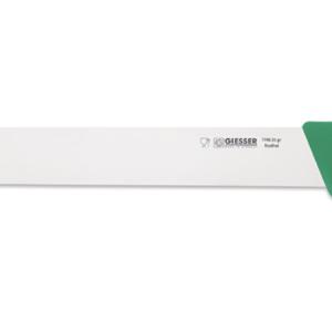 Giesser Chef's Knife | Slicer 31 CM Green Handle