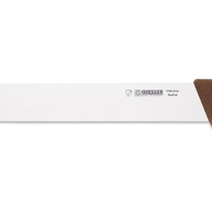Giesser Chef's Knife | Slicer 31 CM Brown Handle