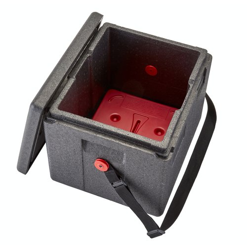 Cambro Cam GoBox® Half Size Red Camwarmer | HP2632444
