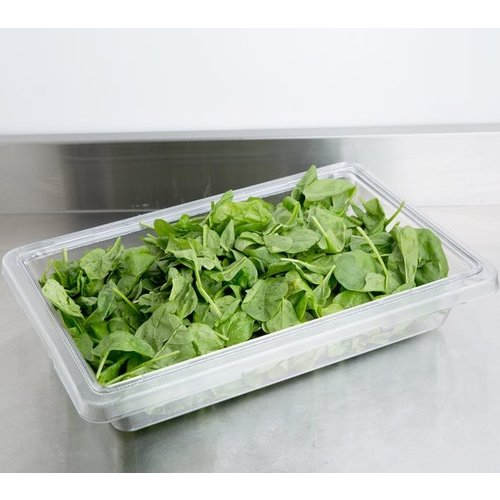Cambro Clear Polycarbonate Food Storage Box | 12183CW135