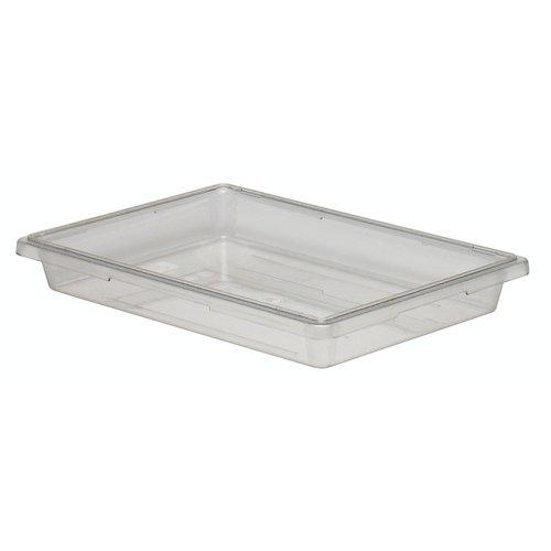 Cambro Clear Polycarbonate Food Storage Box | 18263CW135 |  5.0 gal. 18,9 L