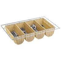 Polypropylene | Cutlery box | 42584-04