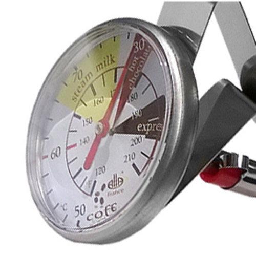 ALLA-FRANCE Dial thermometer Coffee/milk +50+100°C/+120+210°F - probe 125mm