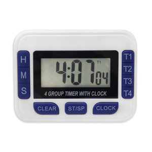 ALLA-FRANCE Digital Timer - 99 H 59 Min 59 Sec