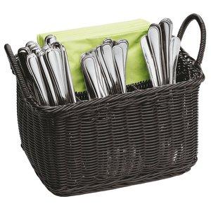 Paderno Cutlery Box |Black | 42584-06