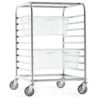 Gastronorm Rack Trolley | 44801-18