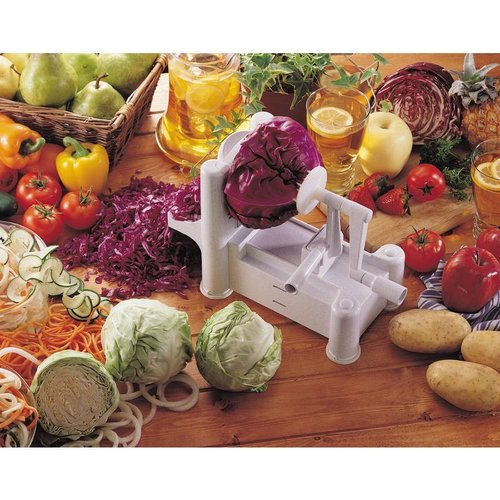 Paderno 3-Blade Spiral Vegetable Slicer | 49827-99