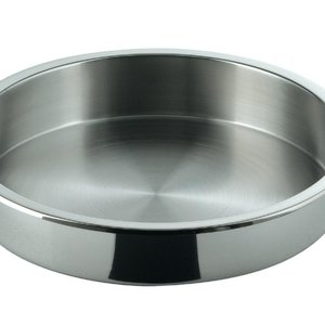 Tiger Hotel Medium Round Food Pan | 11202