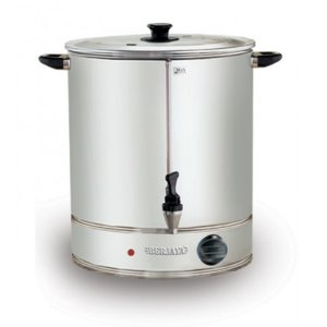berjaya Stainless Steel Electrical Water Urn with heater | WU-CH-40L