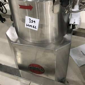 Stainless Steel Cutter Mixer (Hummus Machine) | HM8L