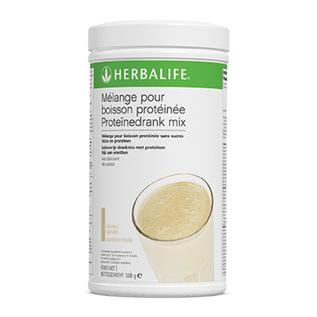Proteine drank mix Vanille