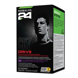 HERBALIFE 24 : CR7 DRIVE 10 Zakjes