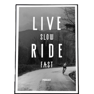 Live Slow Ride Fast Collection Live Slow Ride Fast - Poster