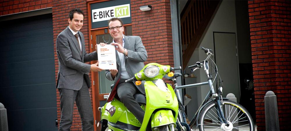 eBike-Kit.nl is ING Starter van de maand