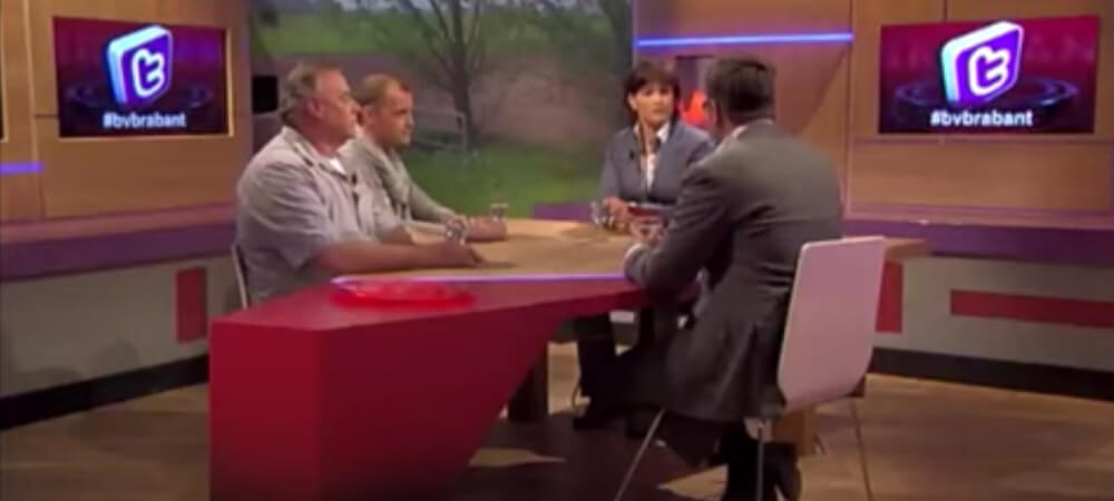 eBike-Kit te gast bij BV Brabant TV