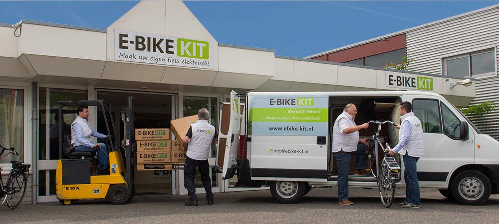 eBike-Kit in top 100 meest innovatieve bedrijven van Nederland