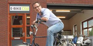 Bossche Omroep over eBike-Kit