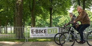 Nominatie eBike-Kit.nl Young Innovater Award 2013