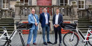 Bosch Investeringsfonds investeert in eBike-Kit.nl
