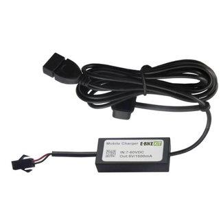 ebike-kit USB-oplader
