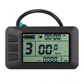 ebike-kit Display LCD-7