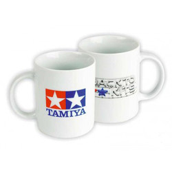 "Mug ""Back To Kits"" - Tamiya - TAM909098"