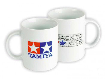 "Tamiya Merchandise - Mug ""Back To Kits"" - Tamiya - TAM909098"