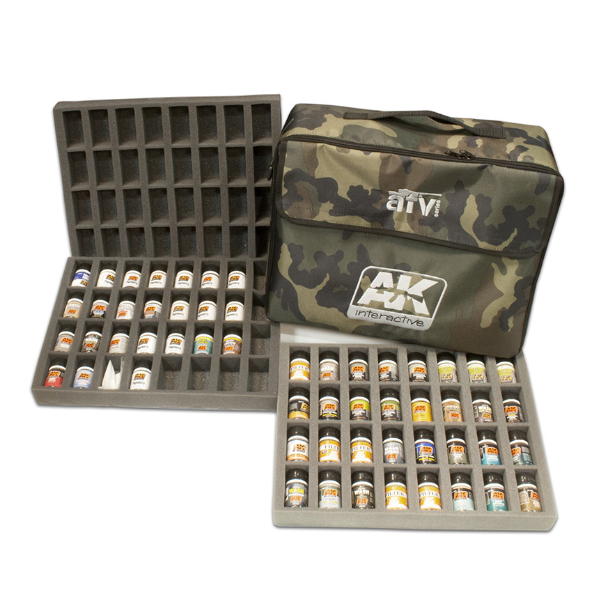 AK-Interactive Merchandise - AFV Series Official Bag - AK-321