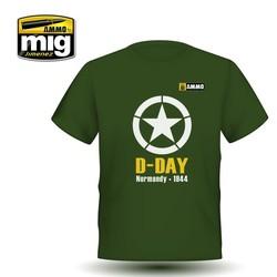 D-Day T-Shirt - A.MIG-8029