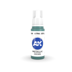 Astral Beryllium Acrylic Modelling Color - 17ml - AK-11200