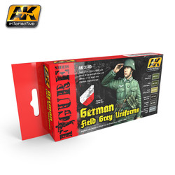 German Field Grey Uniforms - AK-3140