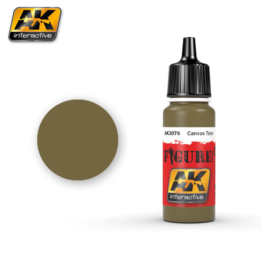 AK-Interactive Canvas Tone - 17ml - AK-3076