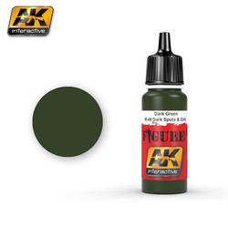 Dark Green / M-44 Dark Spots & Dots - 17ml - AK-3023