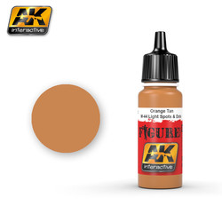 Orange Tan / M-44 Light Spots & Dots - 17ml - AK-3022