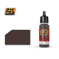 Reddish Black Cheekbone Glaze - 17ml - AK-3016