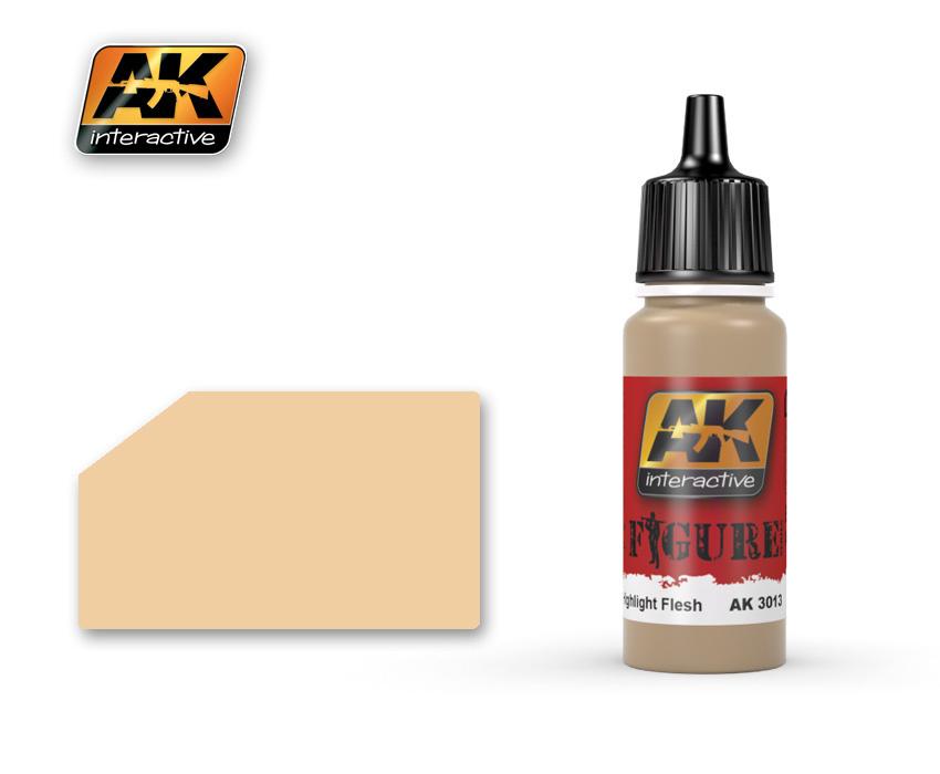 AK-Interactive Highlight Flesh - 17ml - AK-3013