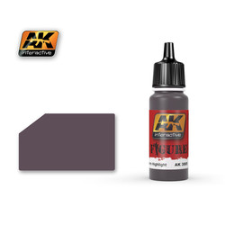 Black Grey / Black Uniform Dark Shade - 17ml - AK-3006