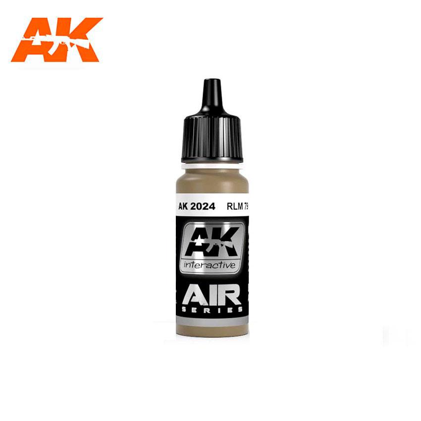 AK-Interactive RLM 79 - 17ml - AK-2024