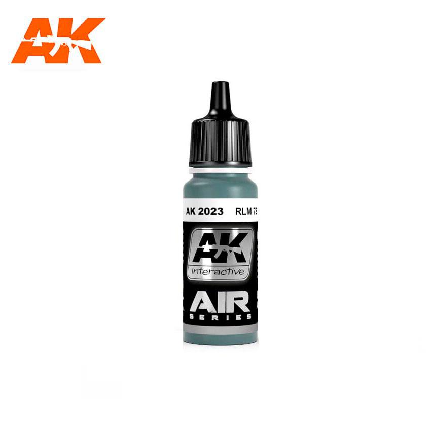 AK-Interactive RLM 78 - 17ml - AK-2023
