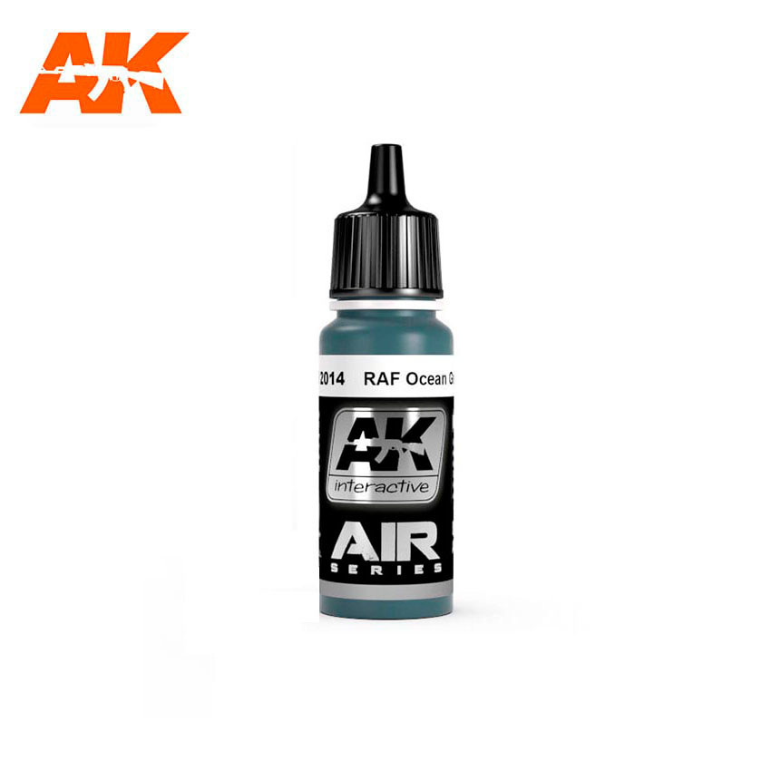 AK-Interactive RAF Ocean Grey - 17ml - AK-2014