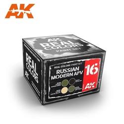 Russian Modern Afv Set - RCS016