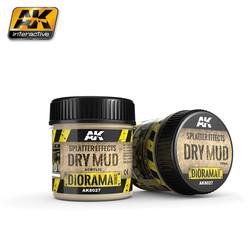 Splatter Effects Dry Mud - 100ml (Acrylic)