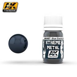 Metalic Blue - 30ml - AK-487