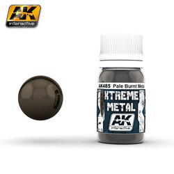 Pale Burnt Metal - 30ml - AK-485